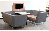 Summit Lilo Modular Reception Seating