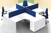 Commerce II Panel End Office Desks