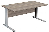 Commerce II Systems Rectangular Desks