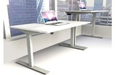 Commerce II Sit-Stand Desks
