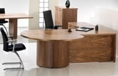 Sven Fulcrum Accent Real Wood Veneer Office Furniture
