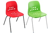 Plastic Bistro Chairs