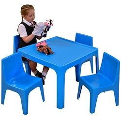 Nursery Chairs & Tables