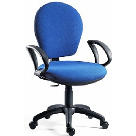 Fraser Medium Back PC Operator Chair