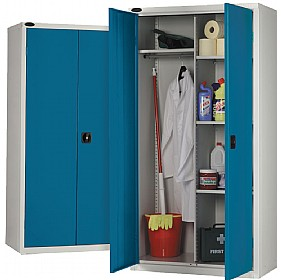 Janitor Commercial Cupboards £315 -