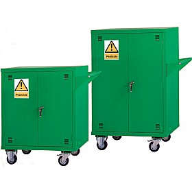 Mobile Agrochemical & Pesticide Storage Cupboards £629 -