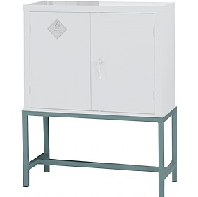 Support Stands (For Flammable Storage Cupboards - Grey) £97 -
