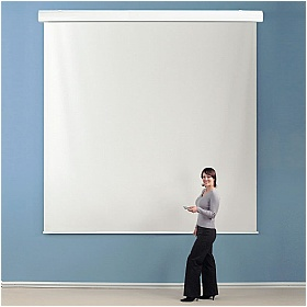 Electrically Operated Large Projector Screens £1262 -