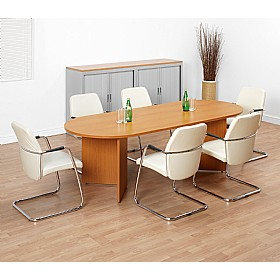 Contract D-End Boardroom Tables