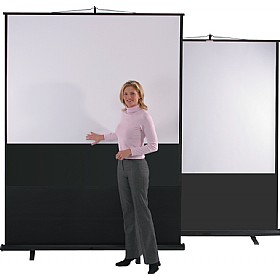 Eyeline Portable Floor Projector Screens £120 -