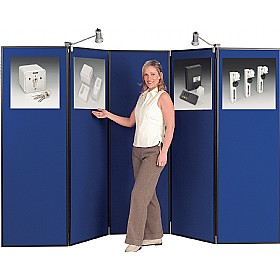 Busyfold 1800 Folding Display Systems £168 -