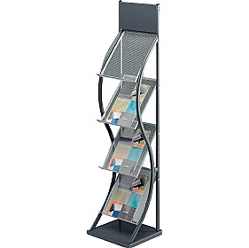 Wave Leaflet Dispenser £83 -
