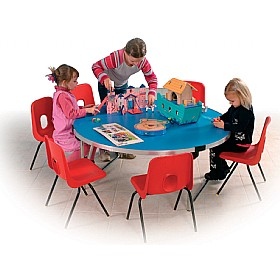 Gopak™ 4ft Round Folding Tables £0 -