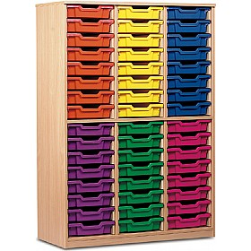 Large Volume Open Tray Storage £0 -