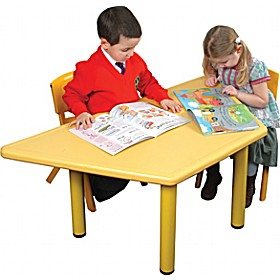 Polyethylene Childrens Tables Trapezoidal £0 -