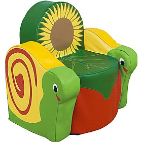 Back To Nature Snail Chair £0 -