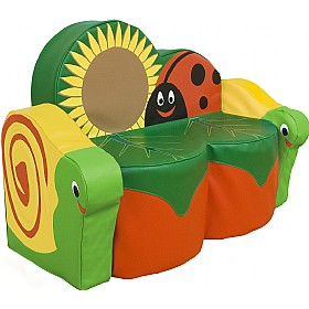 Back To Nature Snail Sofa £0 -