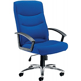 Canasta II Fabric Manager Chairs £110 -