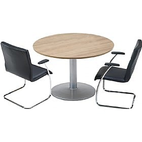 Trilogy Round Tulip Boardroom Tables £611 -