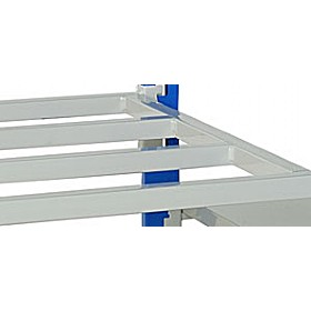 Flip Tubular Shelving Extra Shelves £0 -