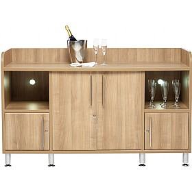 Trilogy Large Combi Credenza £774 -