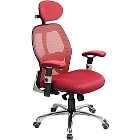 Ergo-Tek Wine Mesh Manager Chair £146 -