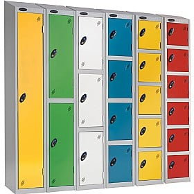 Premium Sloping Top Lockers With ActiveCoat £0 -