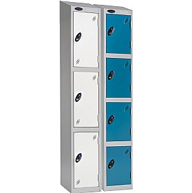 Economy Imperial Sloping Top Lockers With ActiveCoat £0 -