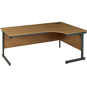 NEXT DAY Nova Plus Ergonomic Cantilever Desks