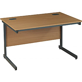 NEXT DAY Nova Plus Rectangular Cantilever Desks