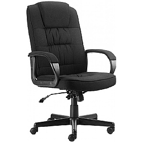 Acadia Fabric Executive Chair