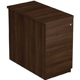 Presence Single Colour Desk High Pedestals £189 -