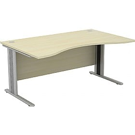 Accolade Double Wave Desks £309 -