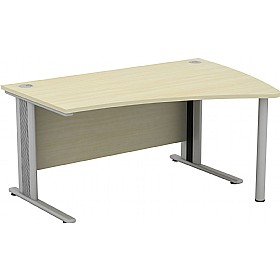 Accolade Contour Ergonomic Desks £334 -