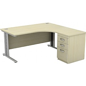 Accolade Ergonomic Combination Desks £441 -