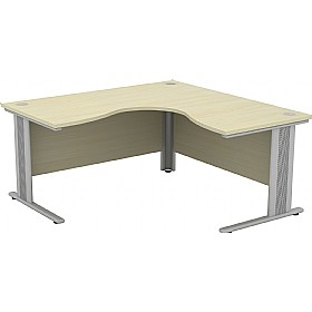 Accolade Stealth Ergonomic Desks £455 -