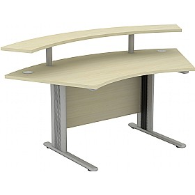 Accolade Arc Reception Desks £499 -