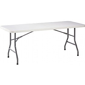 Atlantic Rectangular Folding Table £0 -