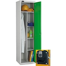 Uniform Coin Return Lockers With ActiveCoat £0 -