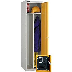 Clean & Dirty Coin Return Lockers With ActiveCoat £0 -