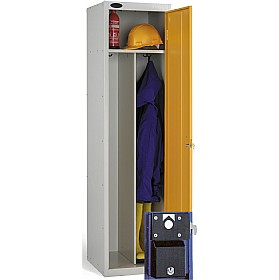 Clean & Dirty Coin Retain Lockers With ActiveCoat £0 -