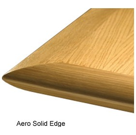 Harrier Executive Veneer Boardroom Table