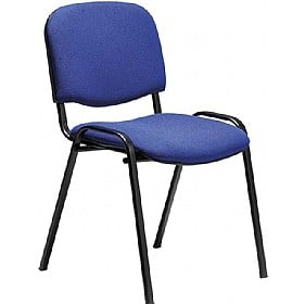 Swift Black Frame Conference Chairs (4 Pack) £22.25 -