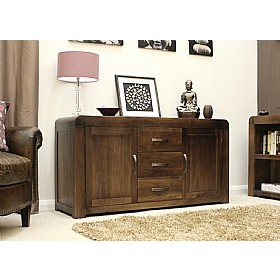 Hampshire Solid Walnut Large Sideboard
