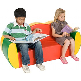 Block Colour Childrens Sofas £0 -