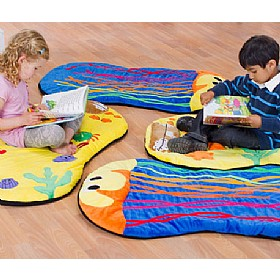 Under The Sea Snuggle Mats (Pack of 4) £0 -