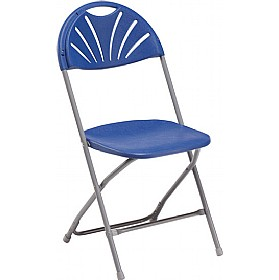 Fan Back Folding Chair - Minimum Quantity 10 £0 -