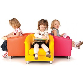 Colourmax Junior Tub Chairs