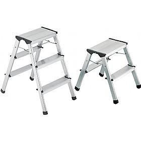 Hailo L90 Stepke Aluminium Folding Steps Folding Steps
