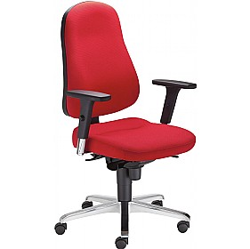 Bizzi Fabric Operator Chair